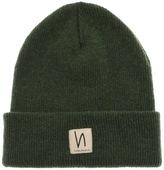 Nudie Jeans Liamsson Beanie Hat Green