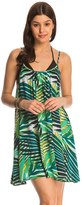 Roxy Windy Fly Away Dreamin' Florida Cover Up Dress 8142140