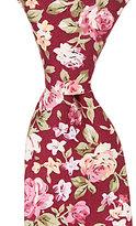 Original Penguin Hope Botanical Skinny Tie