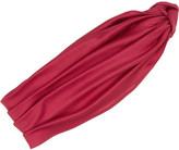 Chiara silk-jersey turban headband