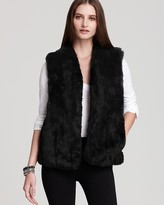 Faux Fur Vest