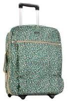 "Kalencom Women's Hadaki by Plane Hopping Roller 18"" - Primavera Cheetah Softside Luggage"