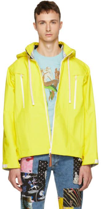 Loewe Yellow Paulas Ibiza Edition Jacket