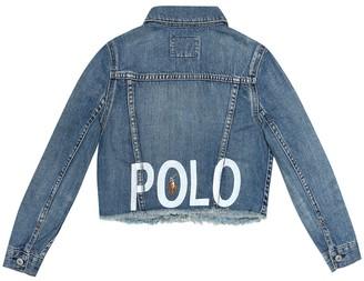 Polo Ralph Lauren Logo denim jacket