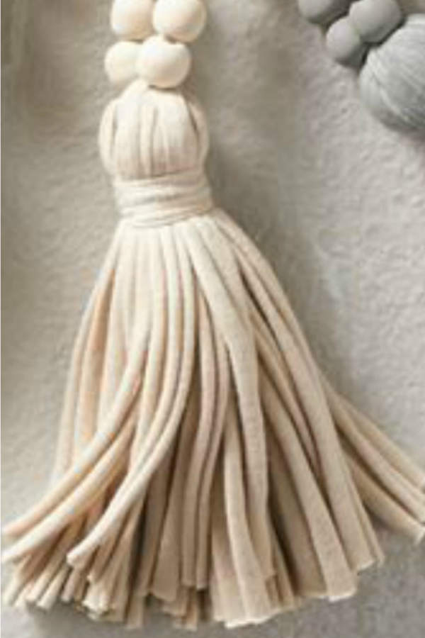 Mud Pie Jersey Knit Necklace