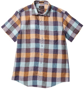 Rodd & Gunn Foxford Short Sleeve Dress Shirt