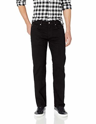7 For All Mankind Men's Jeans Relaxed Fit Straight Leg Pant