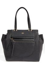 Vince Camuto 'Ayla' Leather Tote - Black