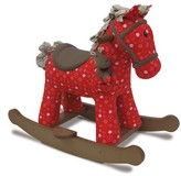 Infant Little Bird Told Me Rocking Horse & Stuffed Animal