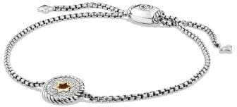 David Yurman Cable Collectibles Star Of David Charm Bracelet With