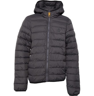 Timberland Junior Boys Puffer Jacket Dark Grey
