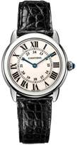 Cartier Women's W6700155 Ronde Solo De Silver Watch