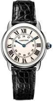 Cartier Women's W6700155 Ronde Solo De Silver Watch
