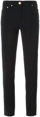 Moschino Straight Leg Trousers