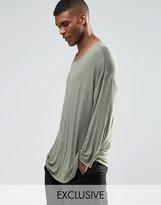 Reclaimed Vintage Oversized Long Sleeve T-Shirt