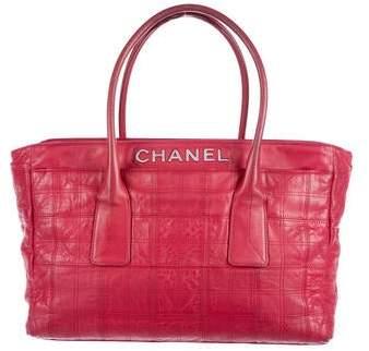 Chanel LAX E/W Tote