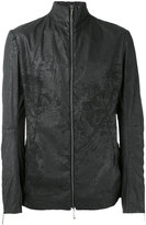 Masnada worn out effect jacket - men - Cotton - 50