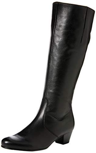 86b9b0e1434f8 Gabor Lined Leather Boots For Women - ShopStyle UK