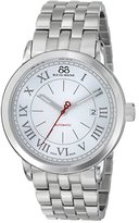 88 Rue du Rhone Men's 87WA120054 Analog Display Swiss Automatic Silver Watch