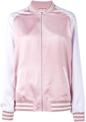 Saint Laurent Over-Sized Classic Teddy Jacket
