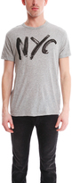 Todd Snyder Paint NYC Tee Grey