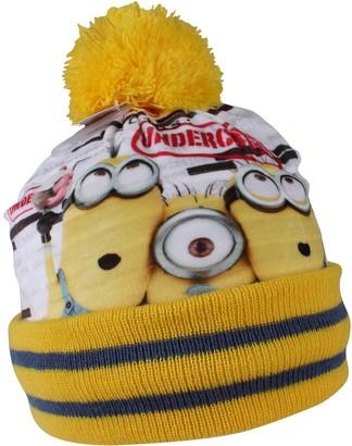 MINIONS Boy's Undercover Hat