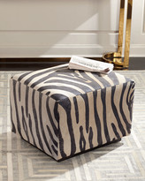 Thumbnail for your product : Massoud Morano Hairhide Ottoman