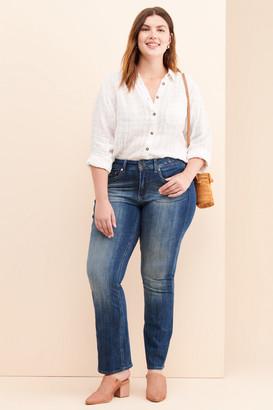 Seven7 Slim Bootcut Jeans