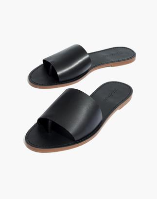 Madewell The Boardwalk Post Slide Sandal