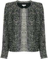 IRO fitted tweed jacket