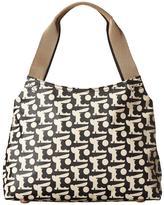 Orla Kiely Zip Shoulder Bag