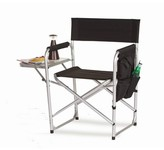 Cardinale Director's Folding Director Chair Freeport Park Cushion Color: Black