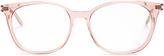 Saint Laurent D-frame acetate glasses
