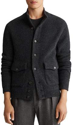 Polo Ralph Lauren Wool-Cashmere Skeet Cardigan
