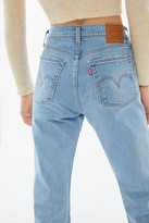 Levi's Levis Wedgie Icon Jean Talks