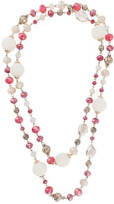 Edward Achour Paris Multi-Beaded Necklace