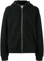 Maison Margiela zipped hood hoodie