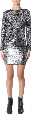 Michael Kors Michael By michael by leopard dress