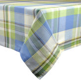 DESIGN IMPORTS Design Imports Lake House Plaid Tablecloth