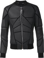Philipp Plein 'Batman' bomber jacket