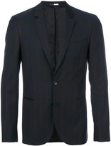 Paul Smith classic checked blazer - men - Viscose/Wool - 36