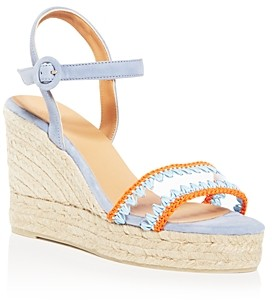 Castaner Women's Baru Espadrille Wedge Sandals