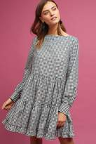 Baum und Pferdgarten Saffia Tiered Gingham Dress