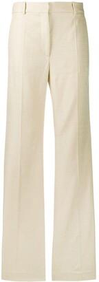 Joseph Cotton Flares Trousers