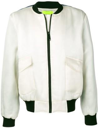 Ex Infinitas Extreme Surfer bomber jacket