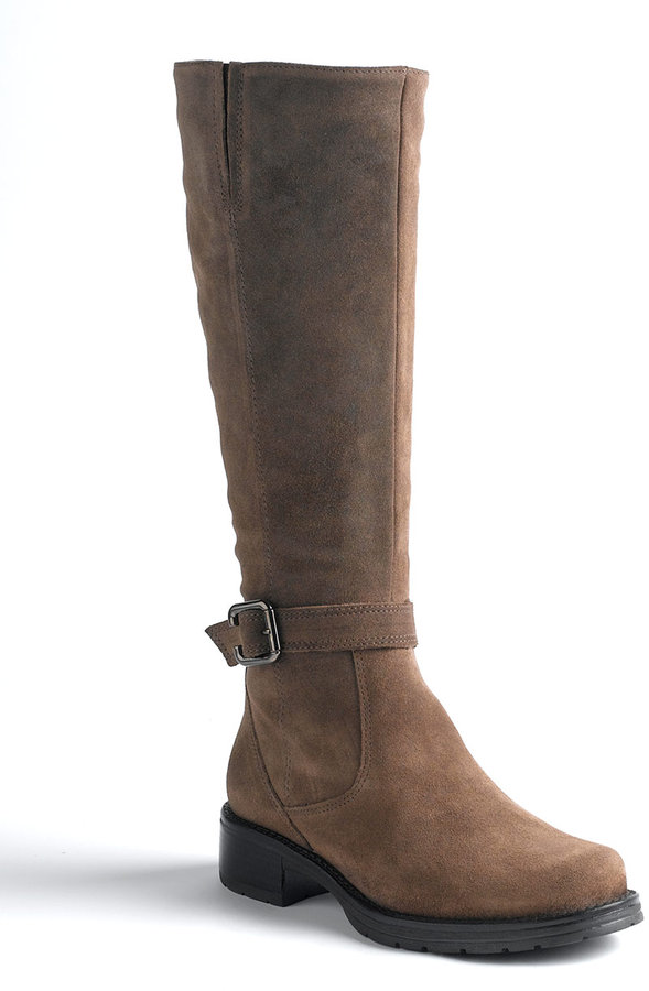 La Canadienne Gloria Tall Leather Boots