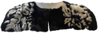 Valentino Multicolour Mink Jackets