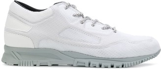 Lanvin sports lace-up sneakers