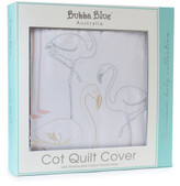Bubba Blue Bubba Blue Flamingo Cot Comforter