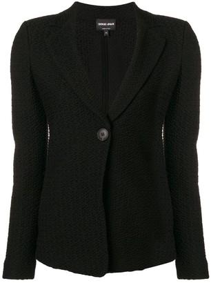 Giorgio Armani Single Button Blazer